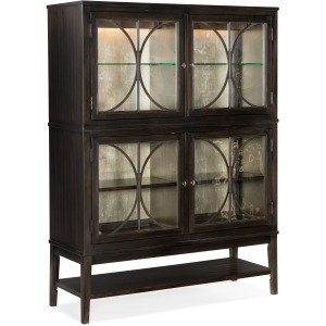 Curvee Display Cabinet