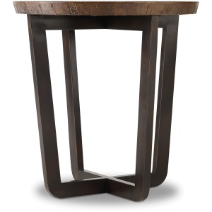 Parkcrest Round End Table