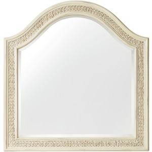 Sandcastle Mirror w/Sea Grass