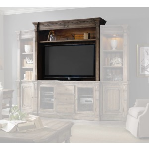 Sorella Entertainment Console Hutch