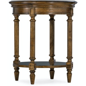 Ballantyne Round End Table