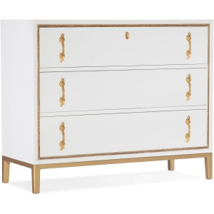 Melange Calhoun Three-Drawer Chest