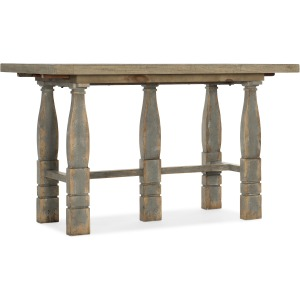 Ciao Bella Friendship Table- Natural/Gray