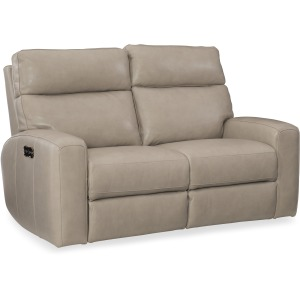 Mowry Power Recliner Loveseat w/ Power Headrest