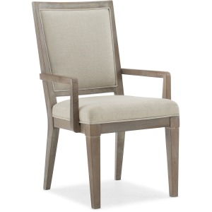 Pacifica Upholstered Arm Chair