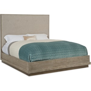 Pacifica California King Upholstered Bed