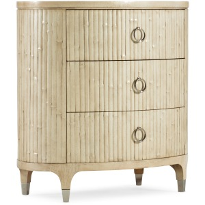 Novella Coastal Trail Oval Nightstand