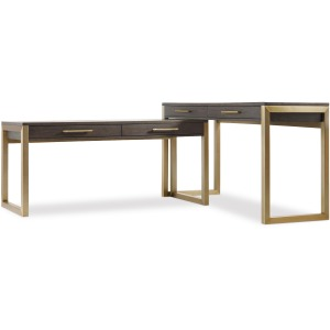 Curata 2 Pc Desk Group