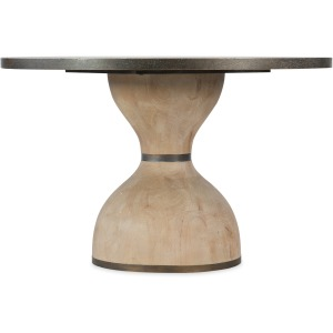 Miramar Point Reyes Botticelli 48in Round Dining Table