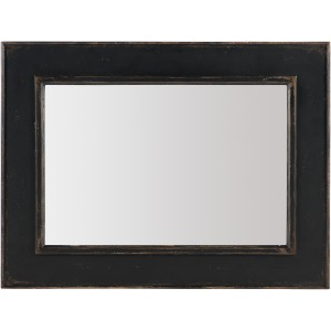 Ciao Bella Landscape Mirror- Black