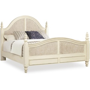 Sandcastle King Woven Panel Bed