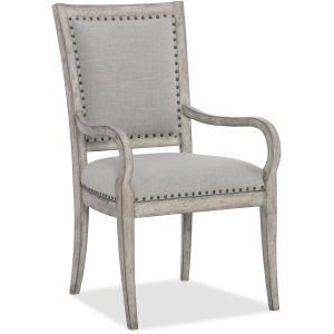 Boheme Vitton Upholstered Arm Chair
