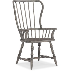 Sanctuary Spindle Back Arm Chair