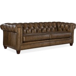 Chester Tufted Stationary Sofa