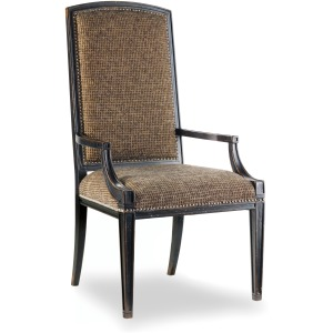 Sanctuary Mirage Arm Chair-Ebony