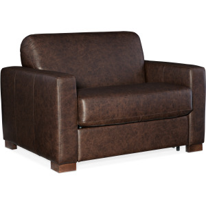 Peralta Arm Chair and Half w/ Sleeper w/ Memory Foam Matt