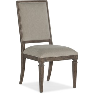 Woodlands Upholstered Side Chair