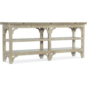 Repose Flip Top Console Table