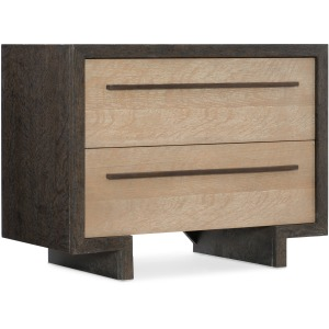 Miramar Point Reyes Winslow Two-Drawer Nightstand