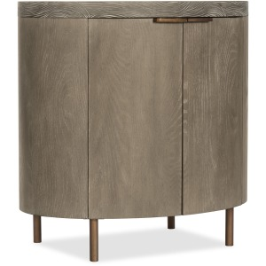 Pacifica Oval Nightstand