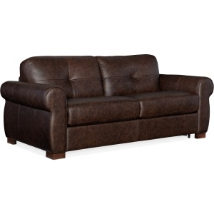 Afton Loveseat w/ Sleeper w/ Memory Foam Mattress
