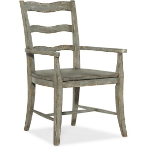 Alfresco La Riva Ladder Back Arm Chair