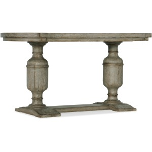 Alfresco Ponte 60in Friendship Table w/ 2-12in leaves