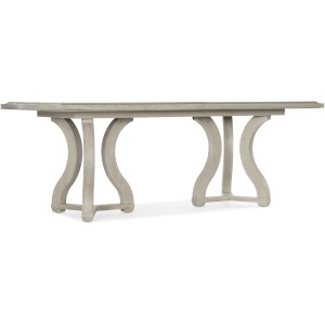 Reverie Rectangle Dining Table w/2 18in Leaves