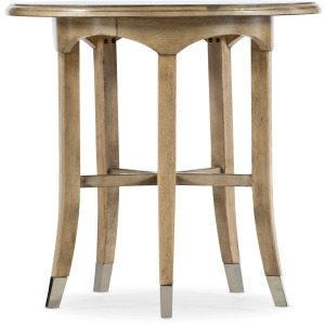 Novella Higgins Five Leg Chairside Table