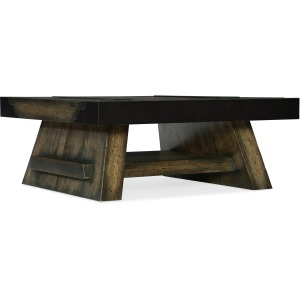 Crafted Cocktail Table
