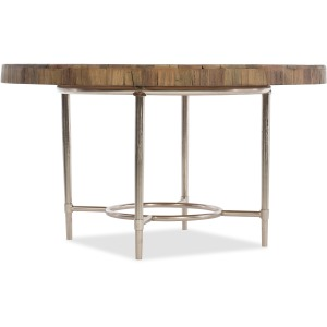 L'Usine 54in Round Dining Table