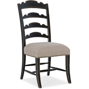 La Grange Twin Sisters Ladderback Side Chair