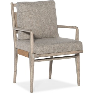 Amani Upholstered Arm Chair
