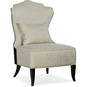 Sanctuary Belle Fleur Slipper Chair