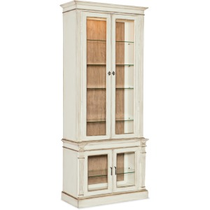 Sanctuary Display Cabinet Blanc