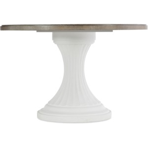 Modern Romance 48in Round Pedestal Dining Table