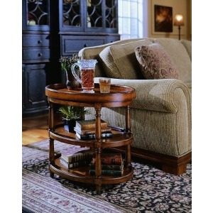 Seven Seas Oval Accent Table