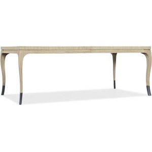 Newport Lobitos Rectangle Table w/ 1-20in Leaf