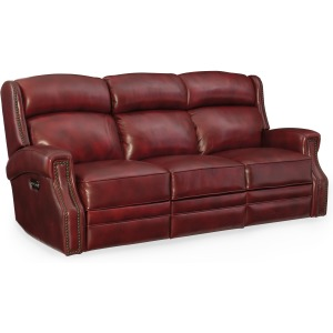 Carlisle Power Motion Sofa w/ Power Headrest