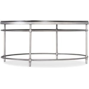 St. Armand Round Cocktail Table