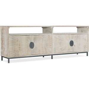Door Entertainment Console