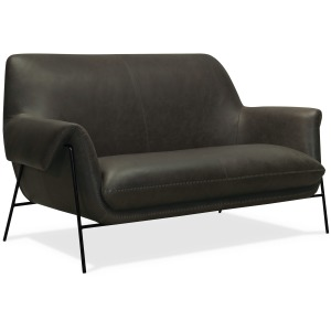 Ambroise Settee w/Metal Frame
