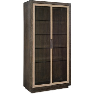 Miramar Point Reyes Voltaire Display Cabinet