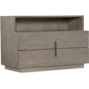 Miramar Carmel Laguna Two Drawer Nightstand