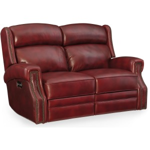 Carlisle Power Motion Loveseat w/ Power Headrest