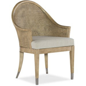 Novella Purisma Creek Raffia Host Chair