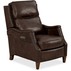 Weir Power Recliner w/Power Headrest/Lumbar