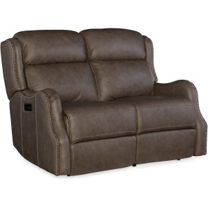 Sawyer Power Recliner Loveseat w/ Power Headrest