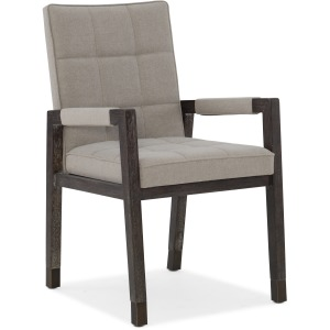 Miramar Aventura Cupertino Upholstered Arm Chair