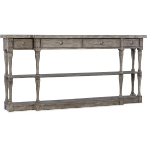 Sanctuary Four-Drawer Console